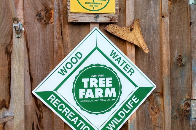 Certified Tree Farm