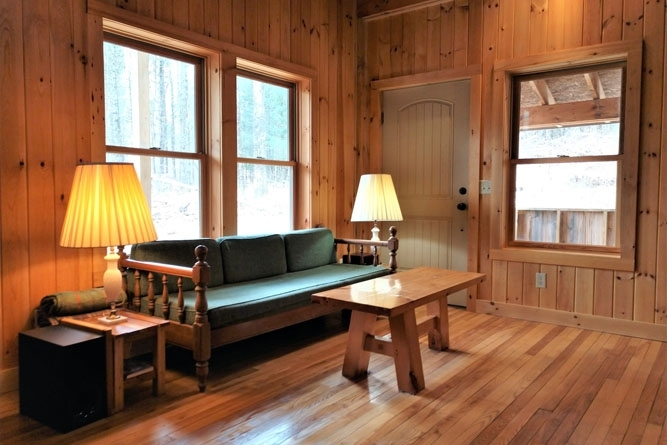 Spacious Post And Beam