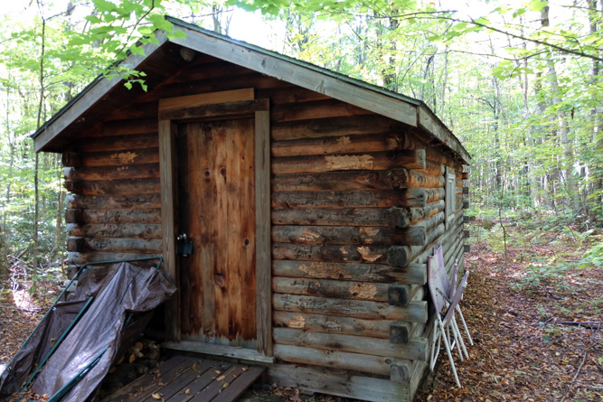 Rustic Weekend Cabin Options