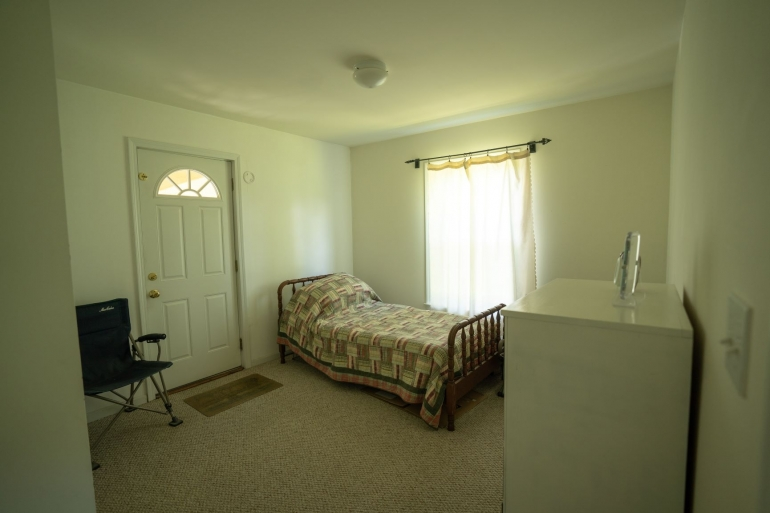 The Second Bedroom Leads To The Breezeway